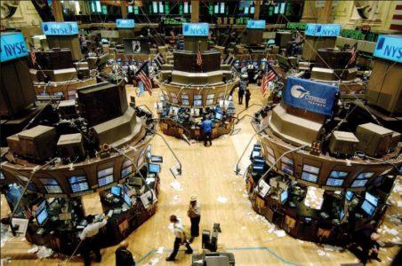 澳洲与华尔街股市发生了什么